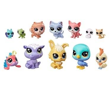 Littlest Pet Shop Little Pet Shop Miniş Koleksiyoner Seti Renkli